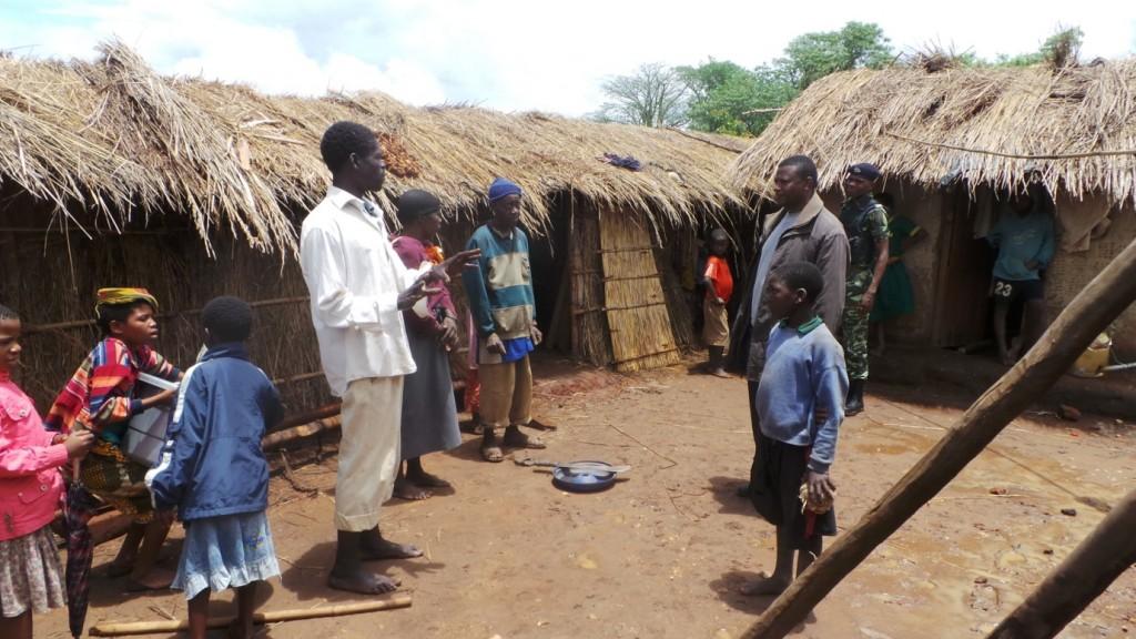 Shelter for Stranded Families